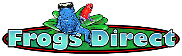 Frogs Direct Logo
