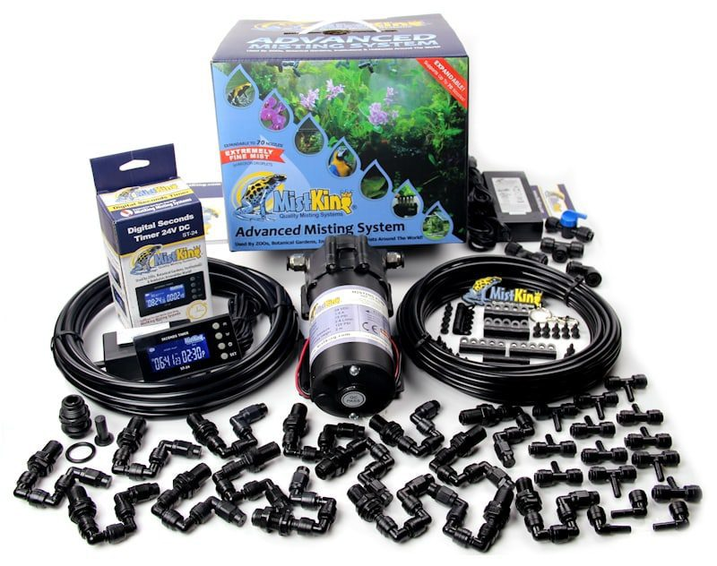 Mistking advanced Misting system 4.0 full package